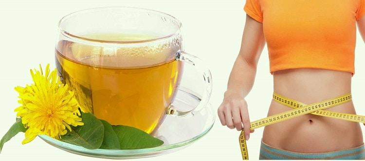 Похудение от чая