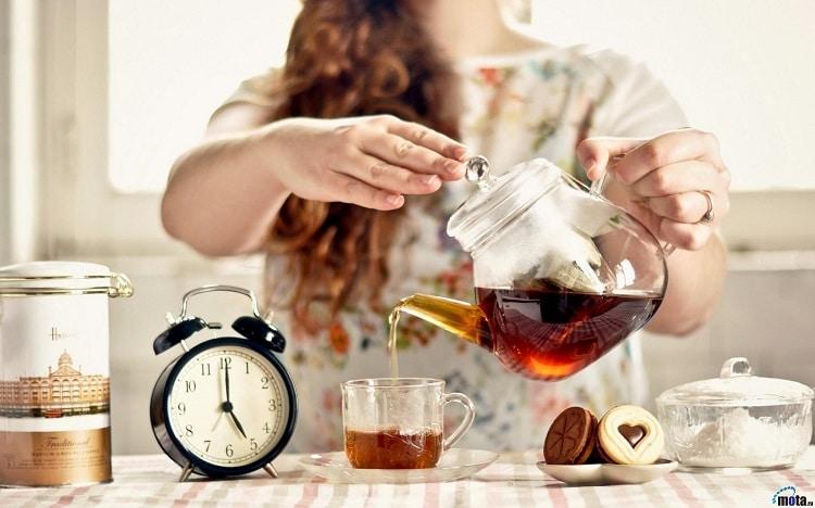 Вредно ли много пить чай