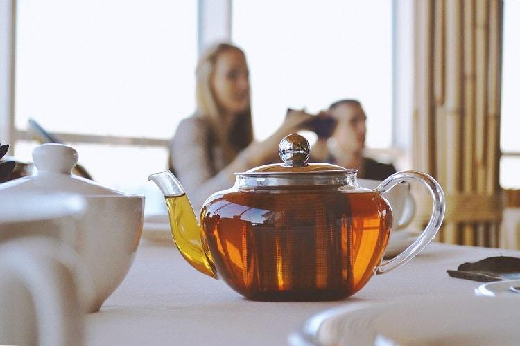 Что будет, если пить много чая