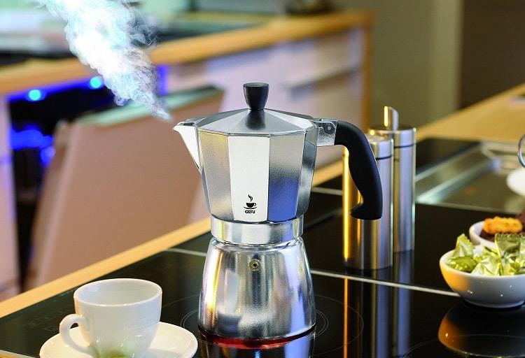 Из чего состоит кофемашина