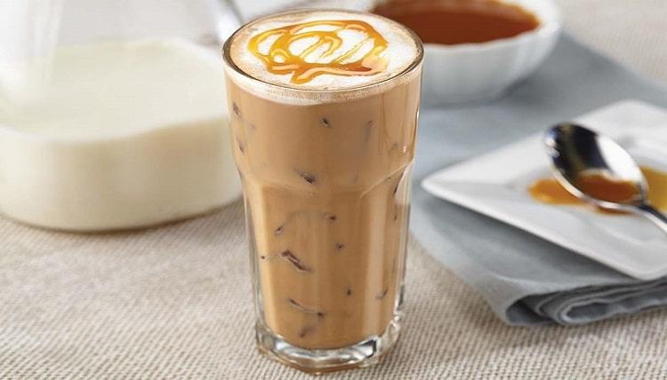 Рецепты кофе с сиропами