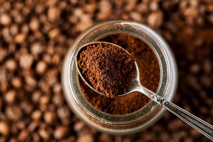 В 1 чайной ложке сколько грамм кофе