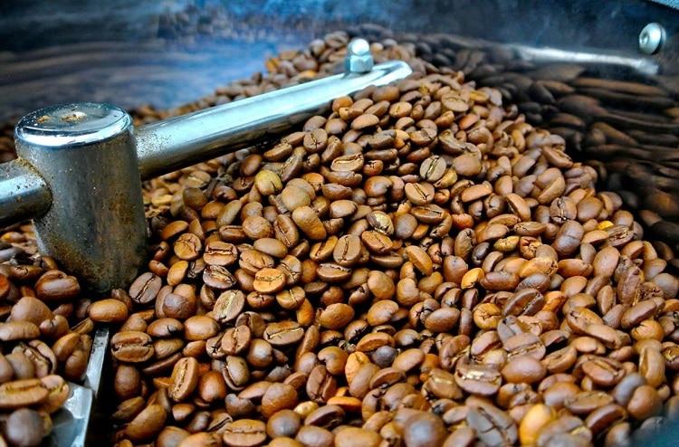 Степень прожарки кофе