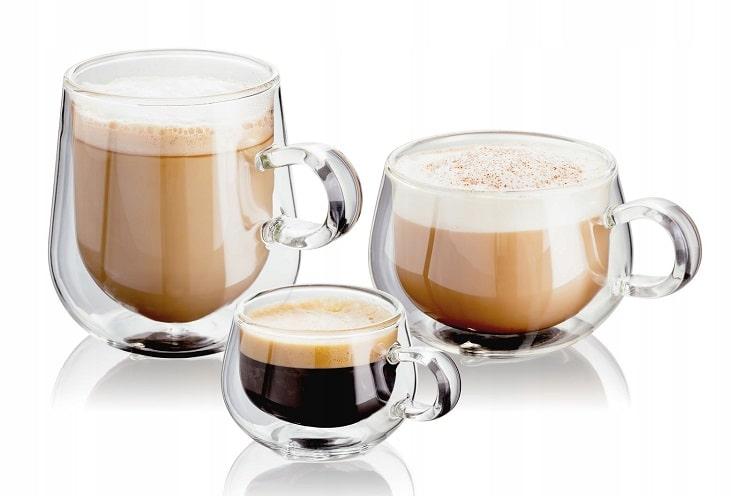 чашка кофе это сколько по объему